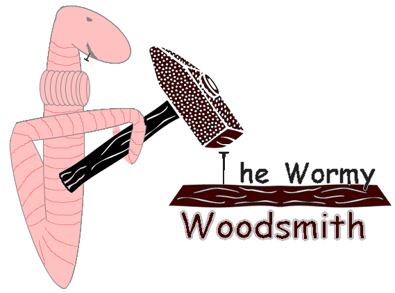 The Wormy Woodsmith